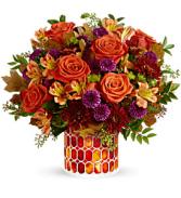Autumn Radiance Bouquet Fall