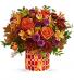 Autumn Radiance Bouquet Keepsake arrangement