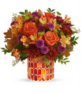 Autumn Radiance Bouquet Teleflora's  T21T300A