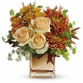 Golden Harvest Floral Bouquet