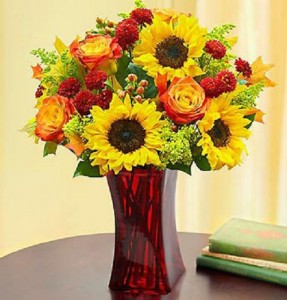 Autumn Sophistication GFFG Arrangement in Greers Ferry, AR   GREERS FERRY FLORIST & GIFTS