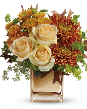 Autumn Spice  Vase Arrangement