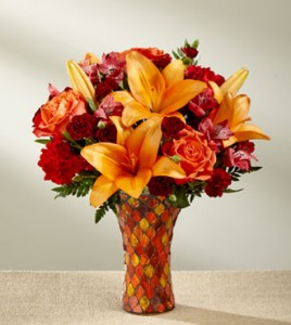 Autumn Splendor Bouquet Fall in Azle, TX | QUEEN BEE'S GARDEN