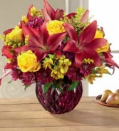AUTUMN SPLENDOR BOUQUET Fall Arrangement