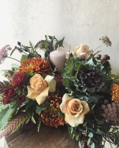 Autumn Splendor Centrepiece