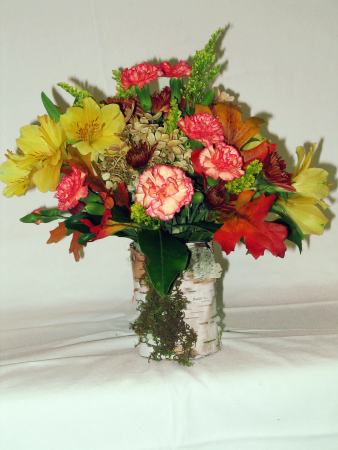 Autumn Splendor Eco-Friendly arrangement