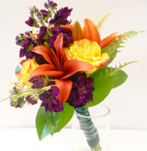 Autumn Splendor Hand Tied Bouquet