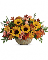 Autumn Sunbeams Centerpiece Fall / All Occasions