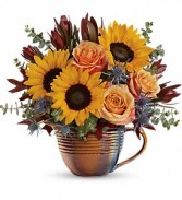 Autumn Sunrise Bouquet Fall