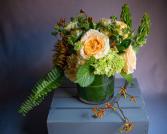 Autumn Sunrise Vase Arrangement