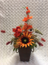 Autumn Sunset Permanent Arrangement