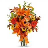 AUTUMN SURPRISE Vase Arrangement