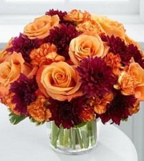 Autumn Treasures Bouquet Flower Arrangement