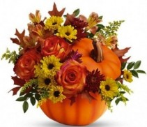Autumn Wishes GFFG Arrangement