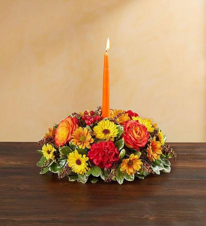 Autumn Wishes  Small Centerpiece