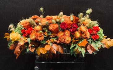 Autumnal Abundance Basket