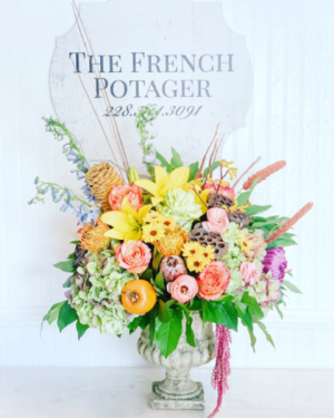 Autumnal Abundance  Fall in Bay Saint Louis, MS | The French Potager
