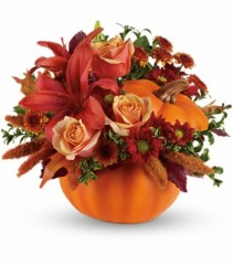 Autumn's Joy Fall Arrangement