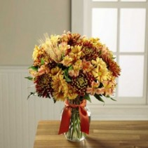 Autumn's Road Bouquet