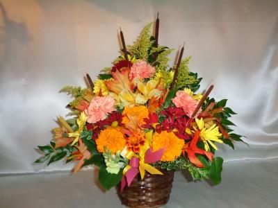 Autumn Delight Floral Arrangement