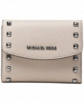 Ava Studded Card Case Michael Kors