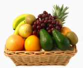 AVACADO  FRESH  FRUIT   Gift Basket