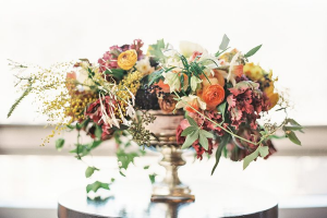 Awe inspiring autumn tones  in Kirtland, OH | Kirtland Flower Barn