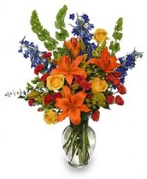 AWE-INSPIRING AUTUMN Floral Arrangement