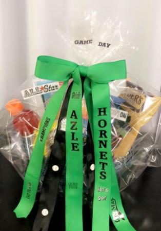 Azle Hornet Gift Basket