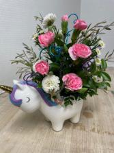 B100 - Unicorn Arrangement