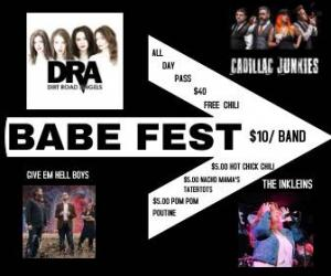 BABE FEST FULL DAY PASS in Edmonton, AB | PETALS ON THE TRAIL