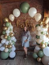 BABY Balloon Arch