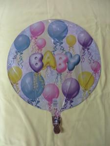 Baby Balloon Mylar Balloon in Farmville, VA | CARTERS FLOWER SHOP