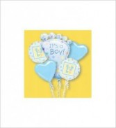 Baby Boy Balloon Bouquet ***SPECIAL PRICE****