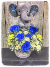 BABY BOY BUNDLE Specialty Arrangement
