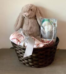 Baby Girl  Bundler Gift Basket