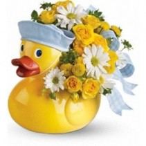 Baby Boy Ducky Delight