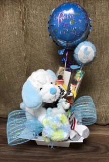 Baby boy gift set Plush