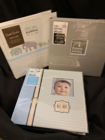Baby Boy  Photo Albums