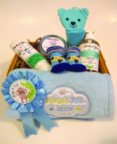 Baby Boy/Girl Gift Basket (Medium)