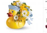 Baby Ducky Keepsake