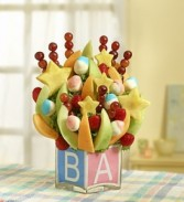 Baby Fruit Bouquet Fresh Fruit Arrangement