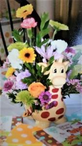 Baby Giraffe Arrangement in Parkville, MD | FLOWERS BY FLOWERS