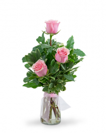 Baby Girl Bliss Flower Arrangement