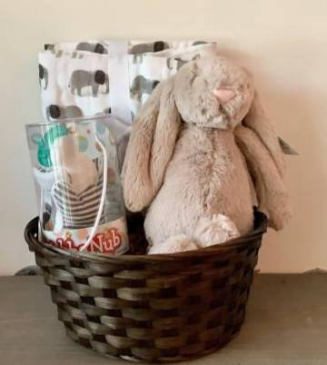 Baby Boy  Bundler Gift Basket