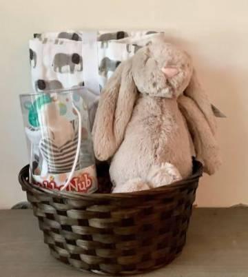 Baby Boy  Bundler Gift Basket