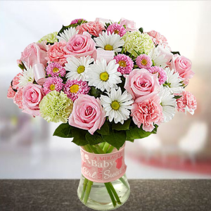 Baby Girl  Flowers in Nacogdoches, TX | NACOGDOCHES FLOWERS AND MORE