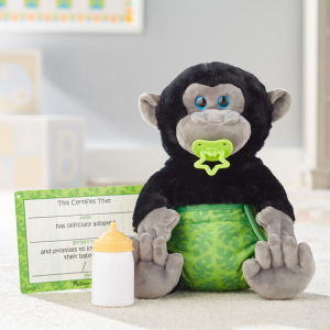 BABY GORILLA  in Fort Lauderdale, FL | ENCHANTMENT FLORIST