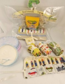 Baby HandPrint and Toddler Art Items