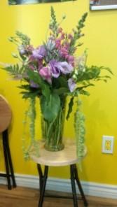 Baby I Love You vase